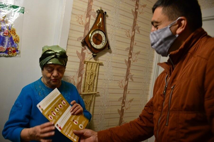В Гаспре проведали Ветеранов ВОВ и оказали им необходимую адресную помощь, фото-2