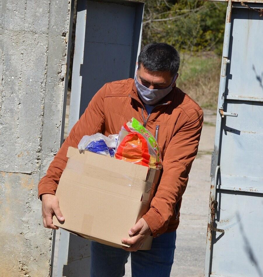 В Гаспре проведали Ветеранов ВОВ и оказали им необходимую адресную помощь, фото-3
