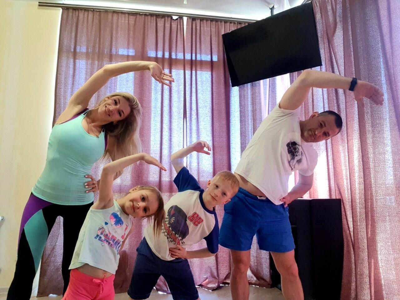 В Ялте определили победителей дистанционного конкурса «Мама, папа, я – спортивная семья» , фото-1