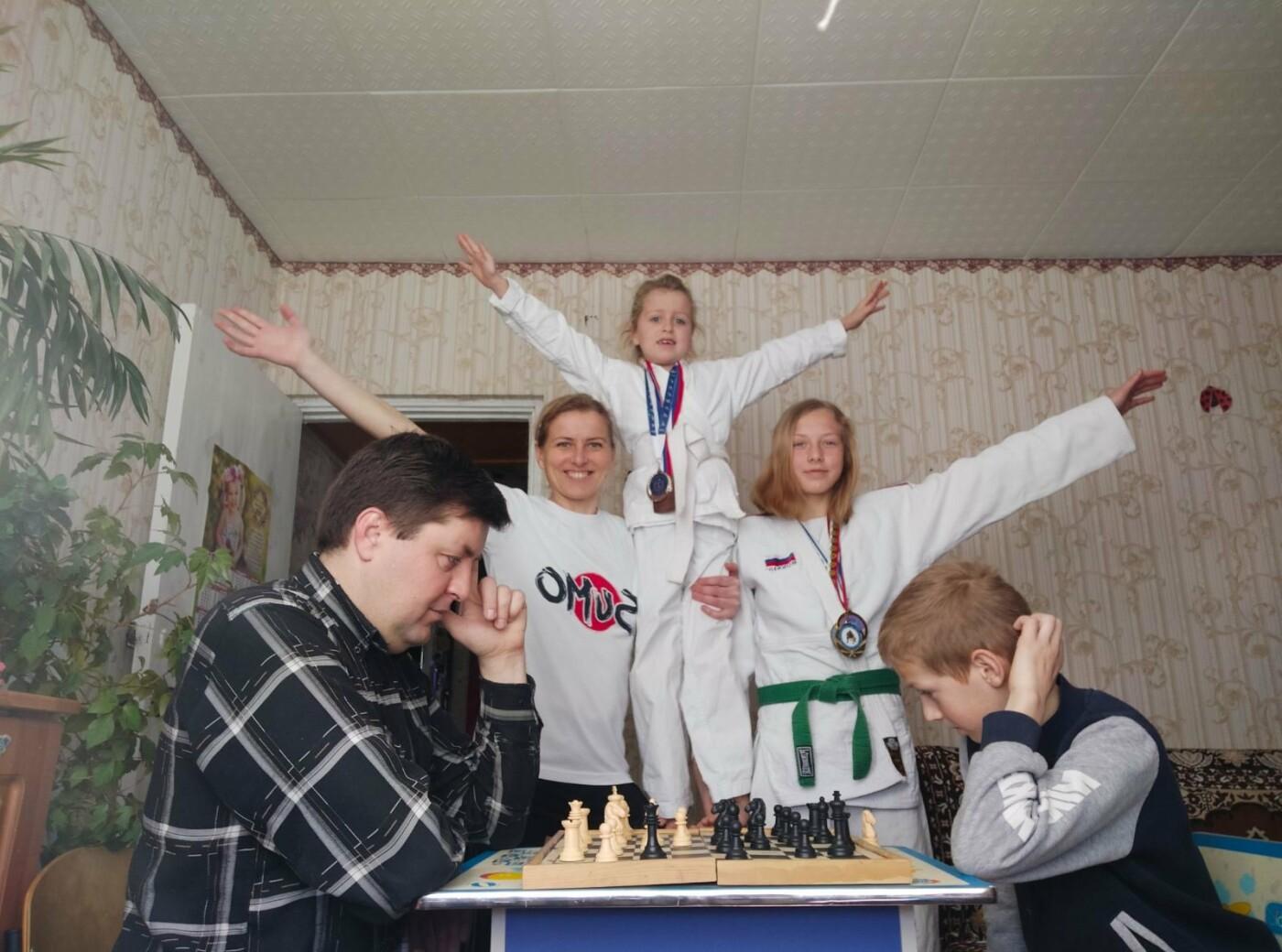В Ялте определили победителей дистанционного конкурса «Мама, папа, я – спортивная семья» , фото-2