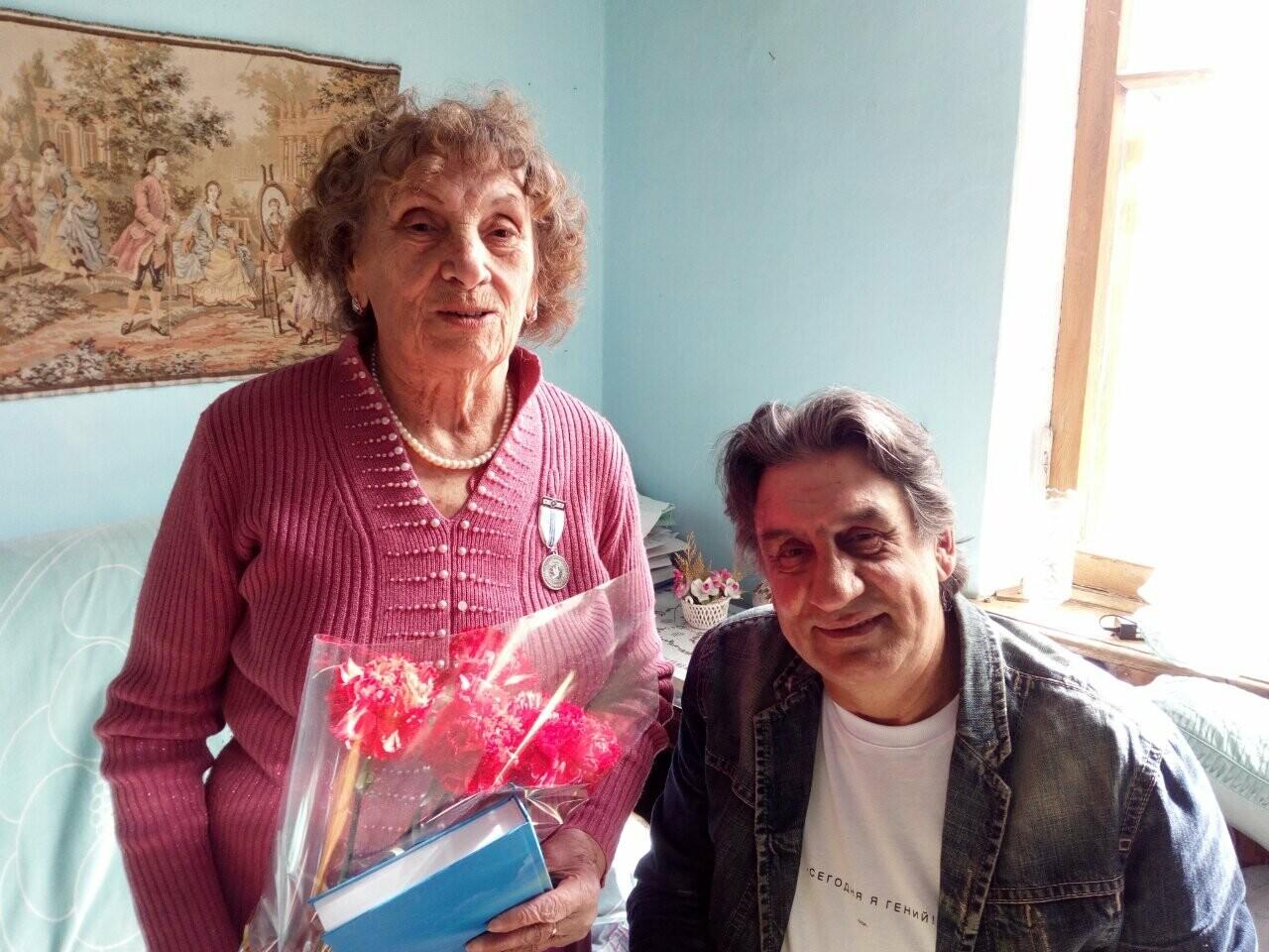 Шесть ялтинок  отпраздновали 90 и 95-летние юбилеи, фото-2