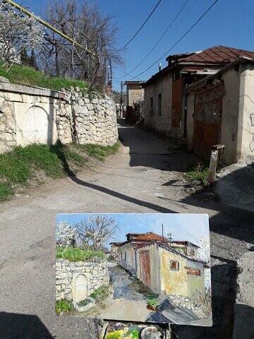 В Гаспре просят восстановить исторический памятник - татарский чашме, фото-3