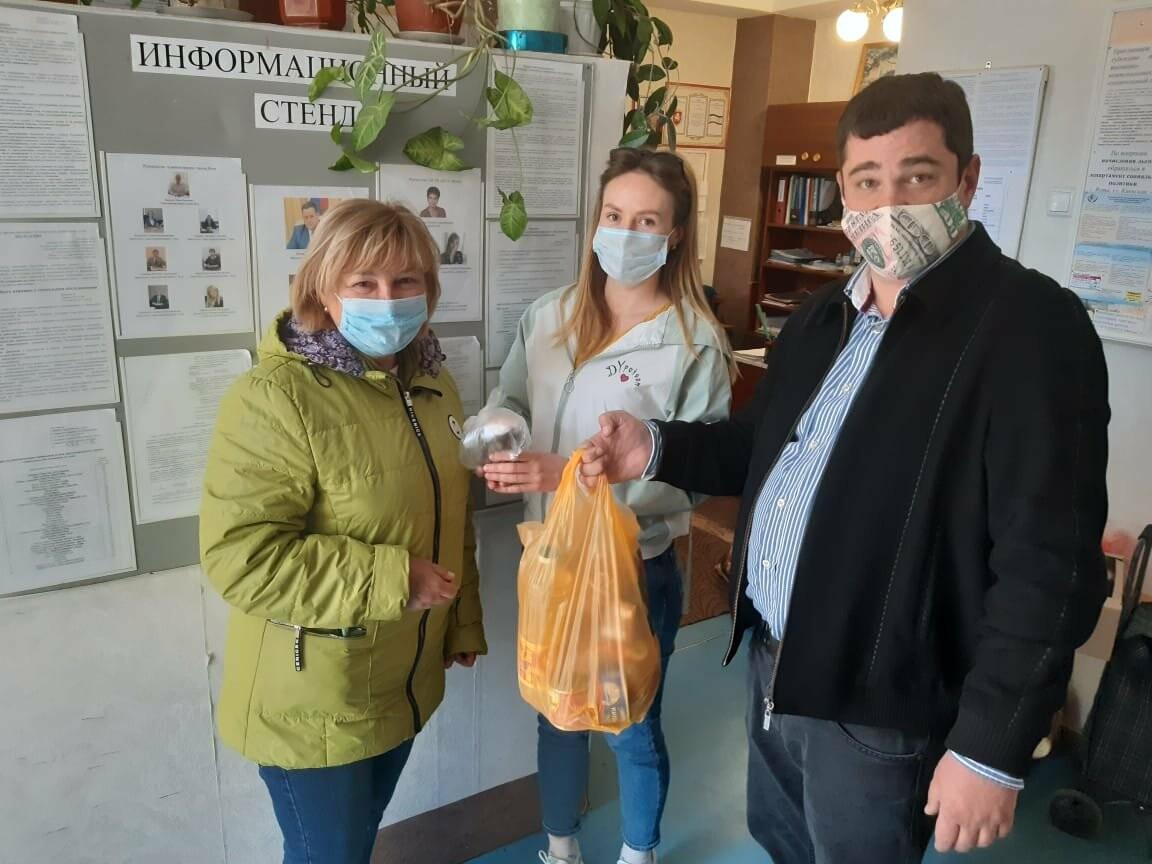 Волонтёры Ялты помогли почти 1000 жителям города, фото-2