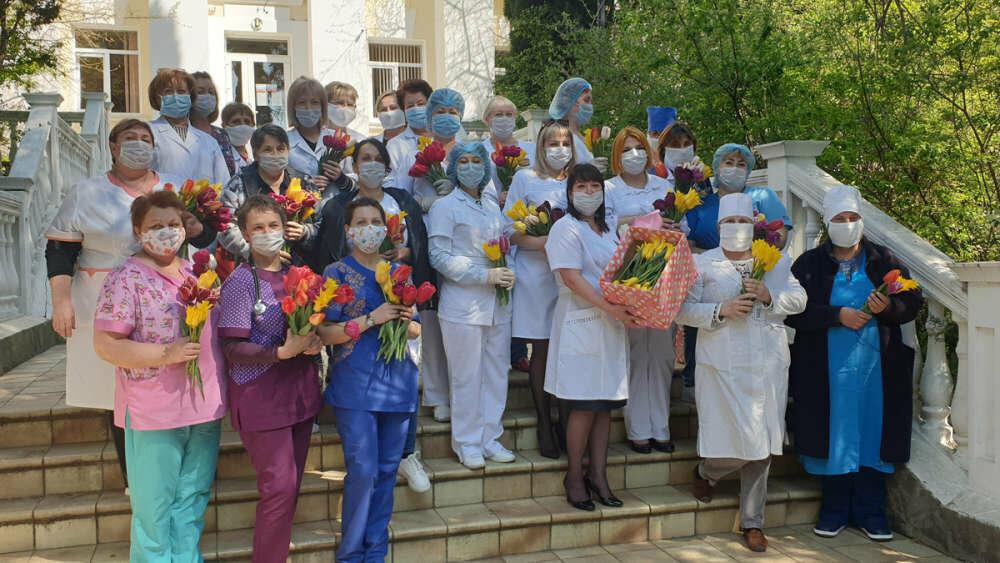 «Парад тюльпанов 2020» в Никитском саду подвел итоги, фото-8