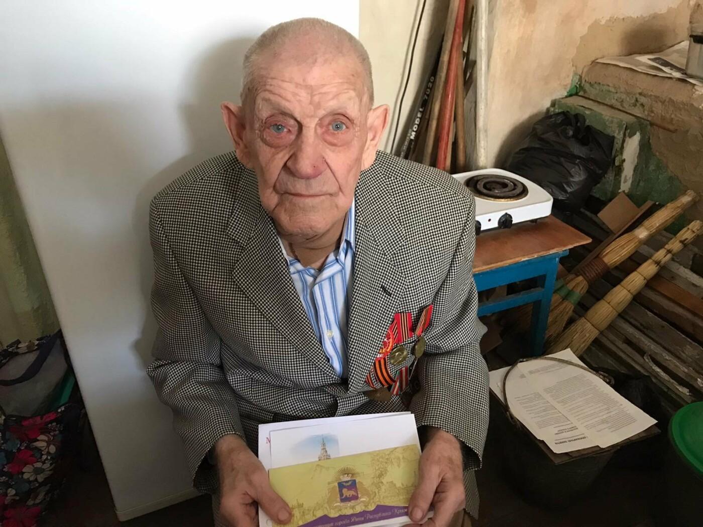 Двух жителей Ялты поздравили с 90-летними юбилеями, фото-2