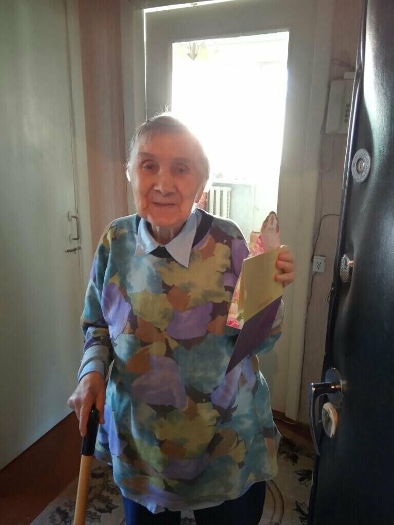 Двух жителей Ялты поздравили с 90-летними юбилеями, фото-1