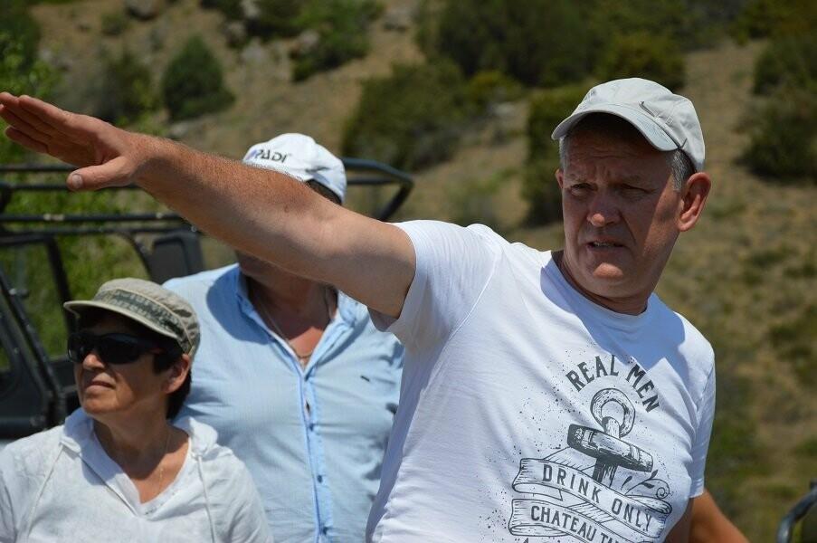 Алупкинская «Таврика» открыла новый туристический маршрут «Долина роз», фото-2
