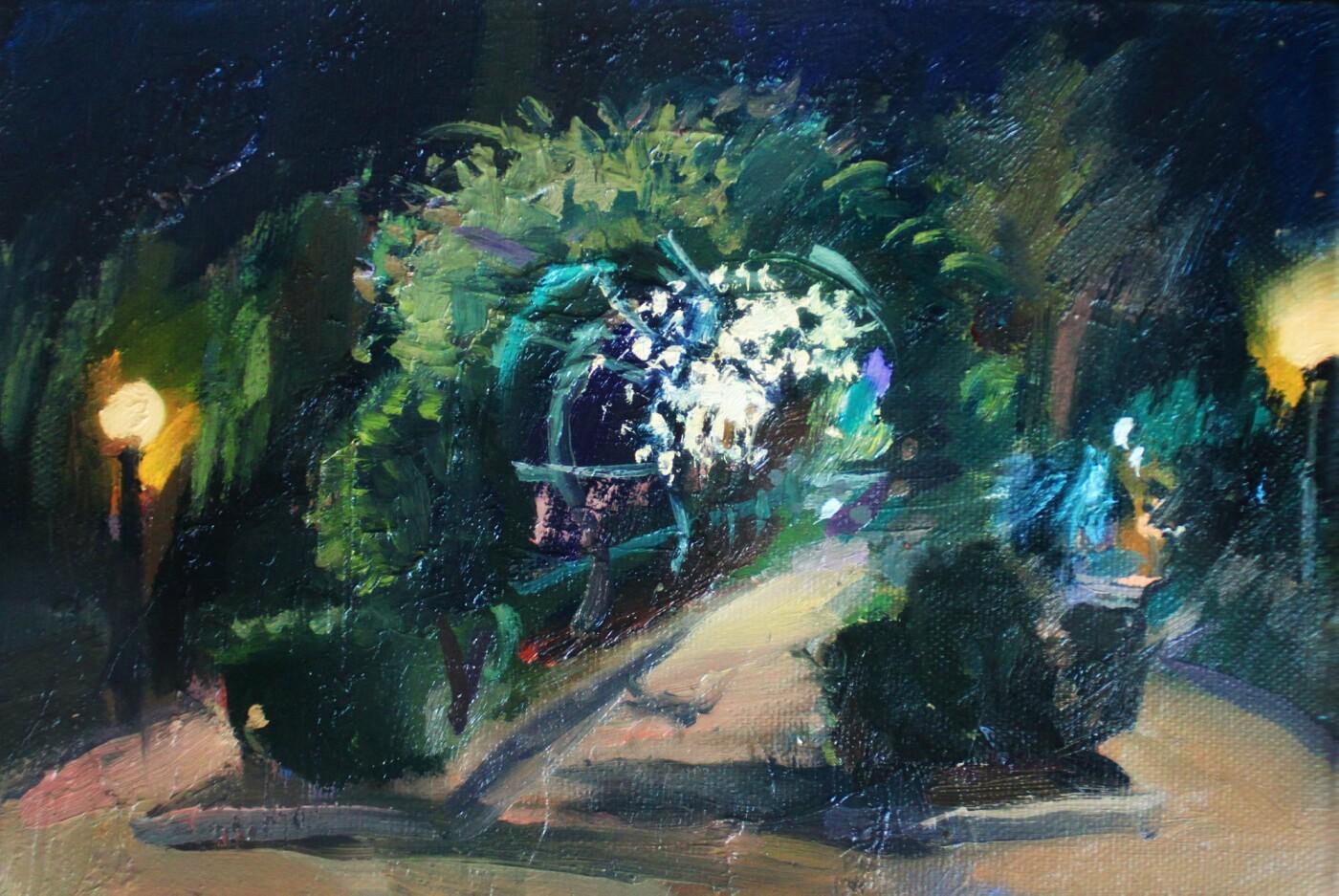 В Ялте пройдет выставка живописи Анны Быковой «Город Я.», фото-1