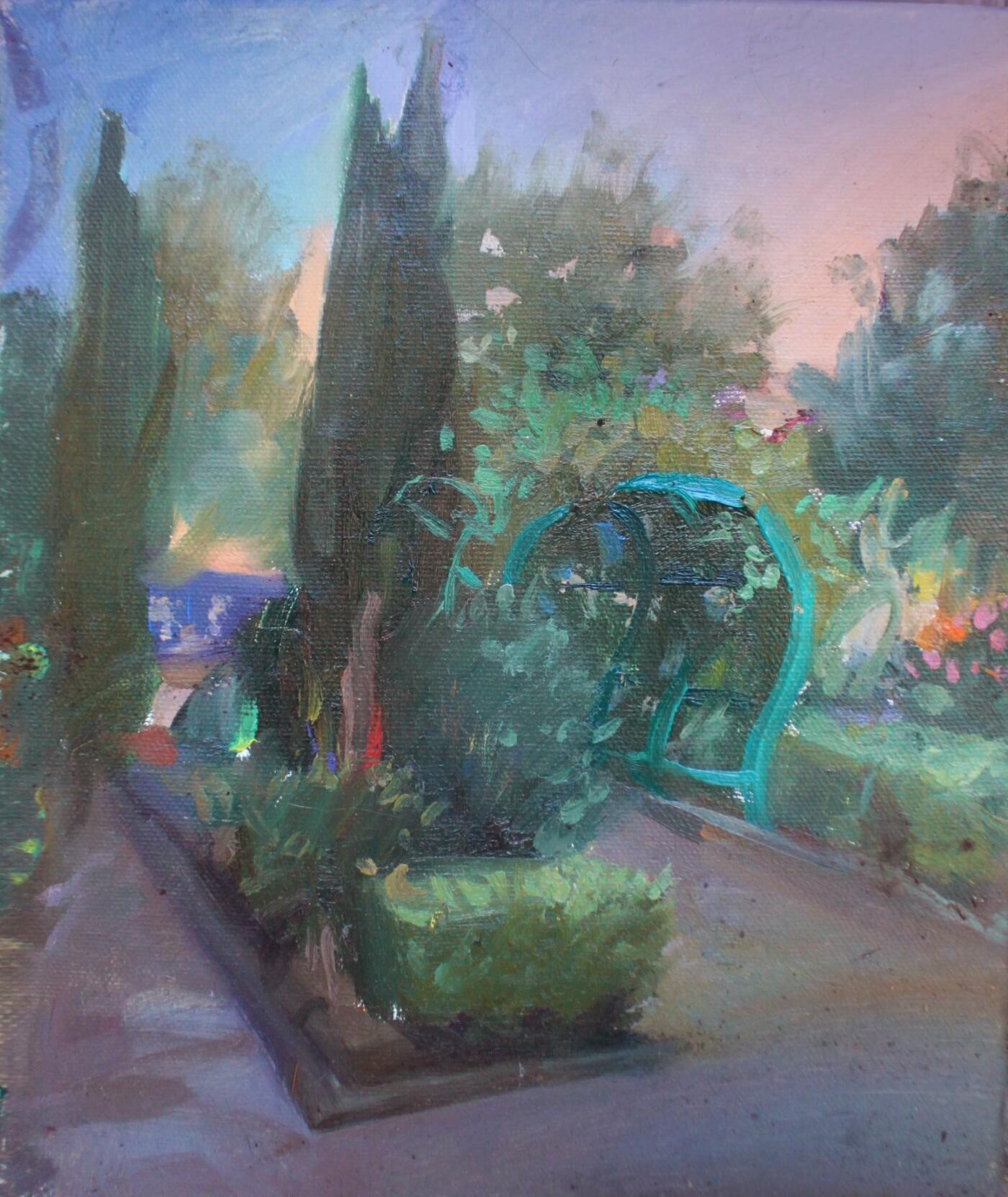 В Ялте пройдет выставка живописи Анны Быковой «Город Я.», фото-2