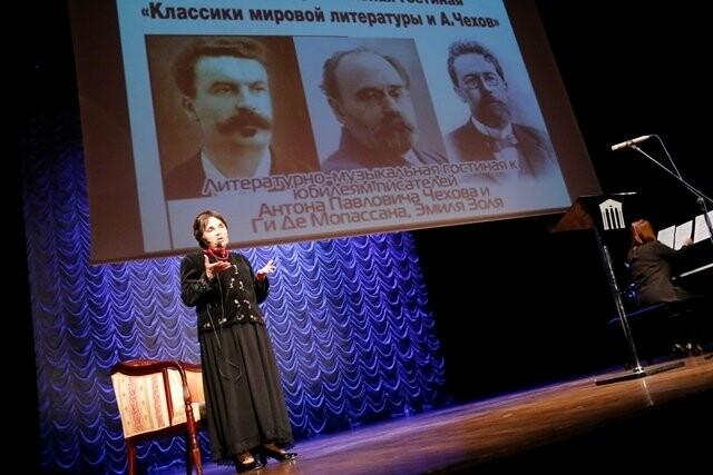 В Ялте прошли литературные гостиные, посвящённые юбилеям классиков мировой литературы, фото-3
