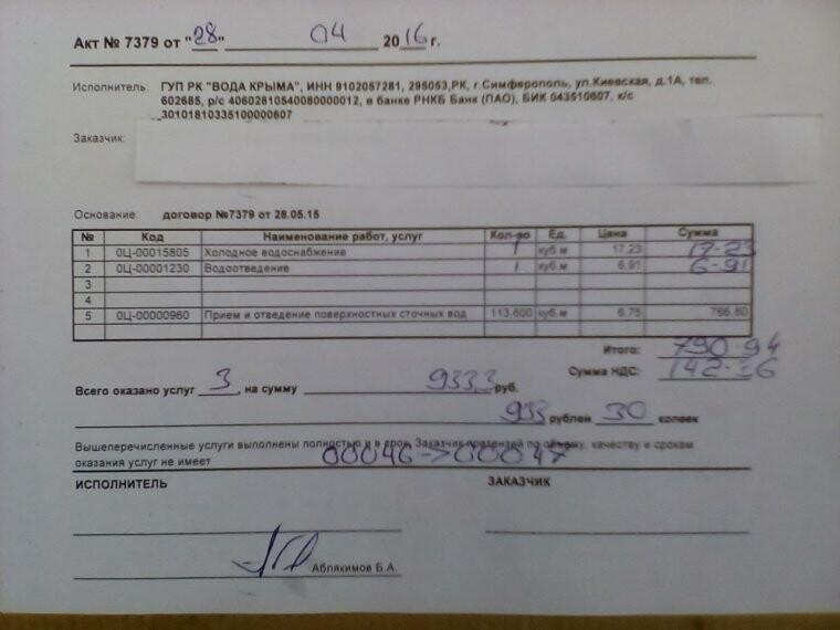 В Крыму ввели налог на дождь. Волшебный Партенит