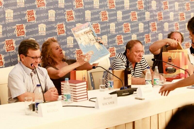 Крымский театр получил гран-при фестиваля «Театр. Чехов. Ялта»