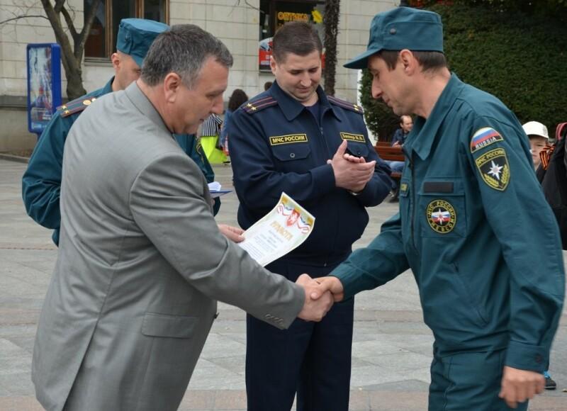 Годовщина образования пожарной охраны поздравления открытки