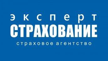 Логотип - ЭКСПЕРТ СТРАХОВАНИЕ, страховое агентство
