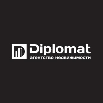Логотип - Агентство недвижимости  «Diplomat Group»