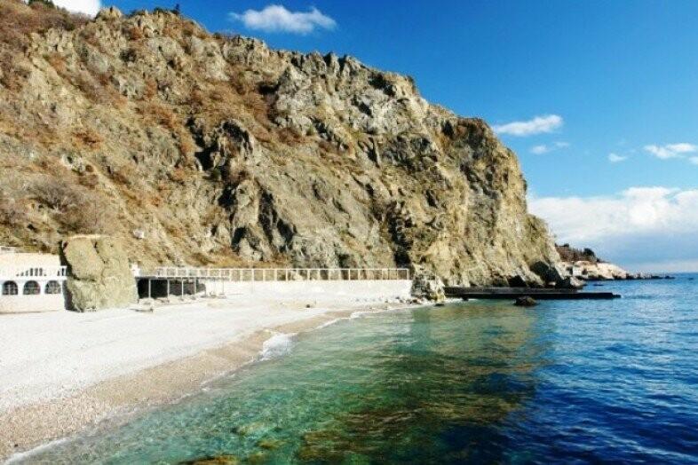 Олива крым фото пляжей и набережной