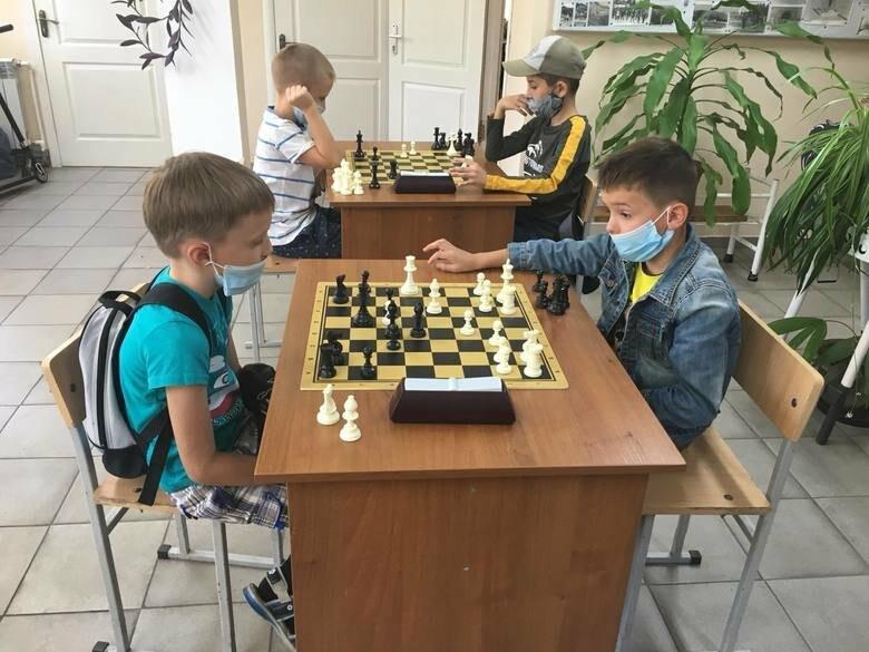 В Ялте проходит шахматная «Битва поколений»