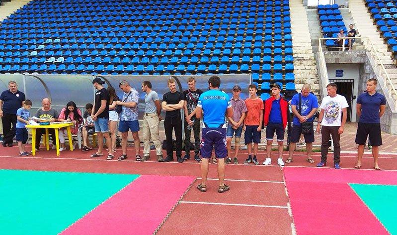 В Ялте прошла матчевая встреча по АРБ, фото-5