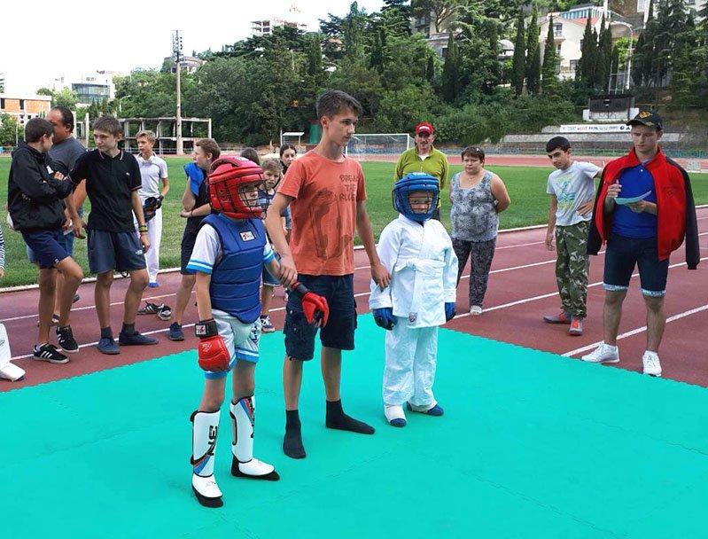 В Ялте прошла матчевая встреча по АРБ, фото-2