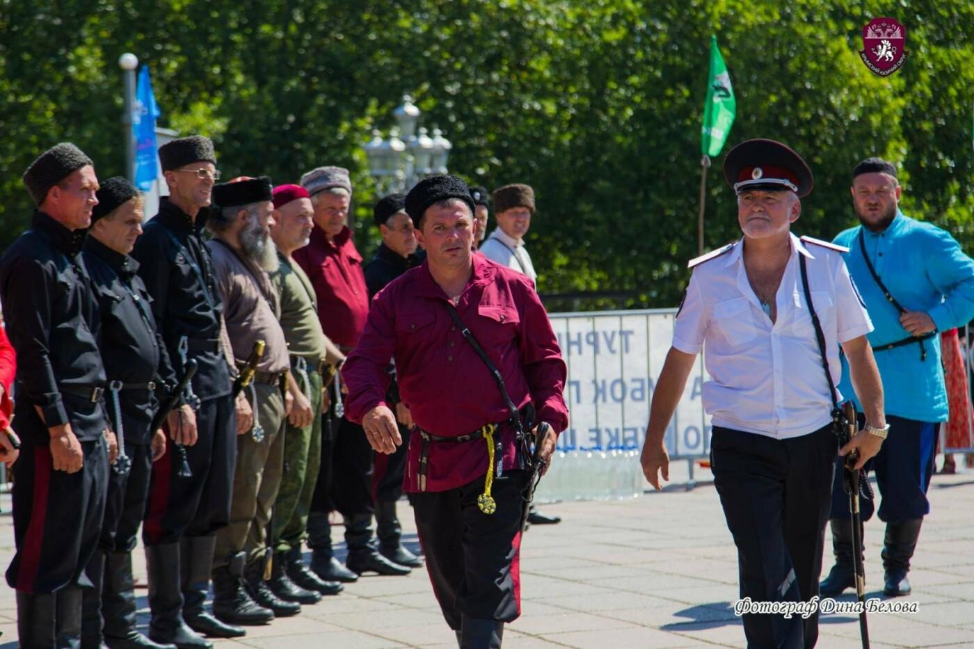 В Ялте провели Чемпионат по рубке шашкой, фото-2