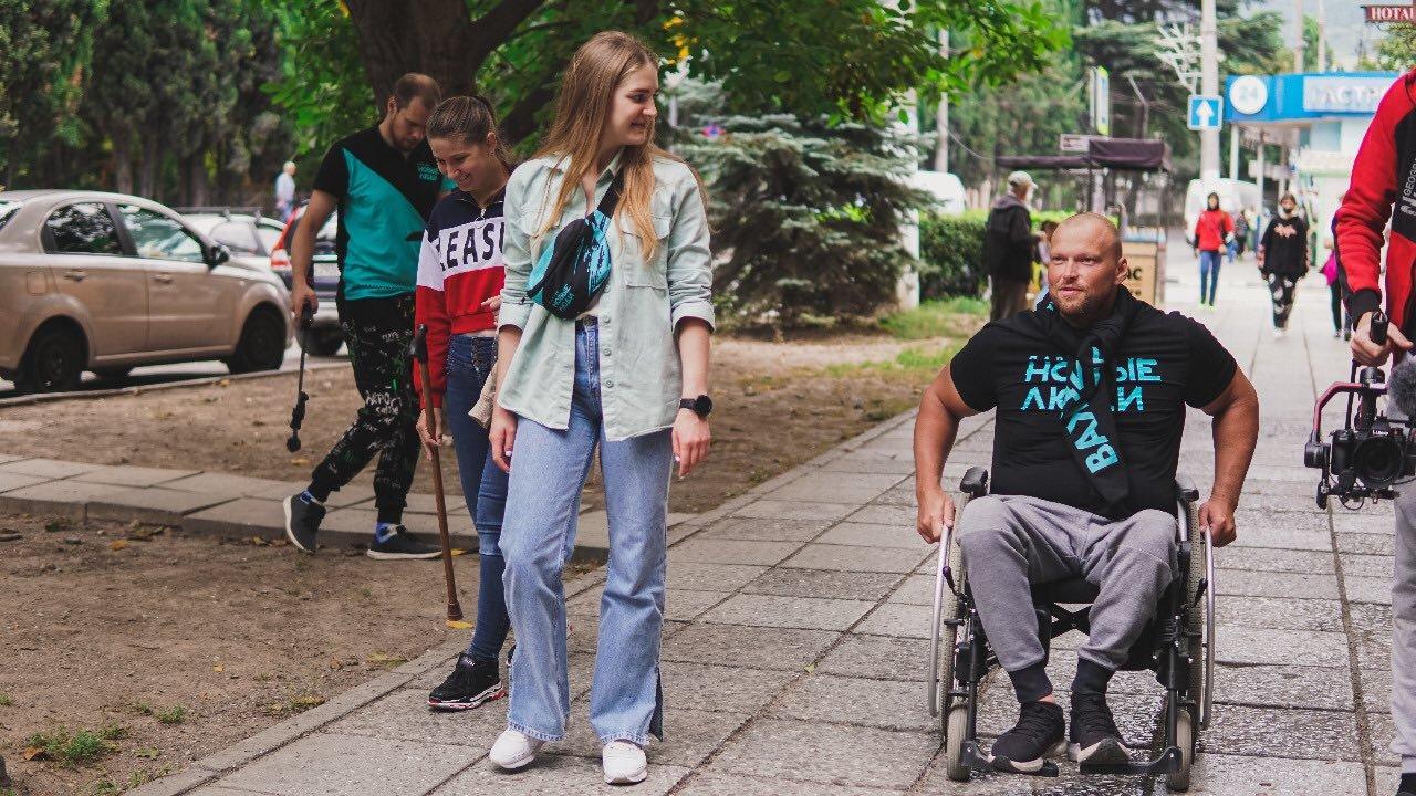 """""""Новые люди"""": Ялта оказалась труднодоступной для инвалидов, фото-1"""