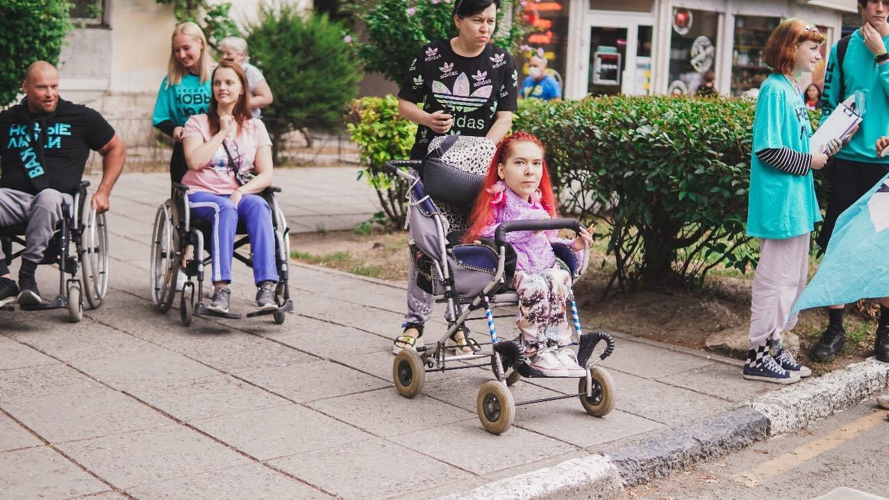 """""""Новые люди"""": Ялта оказалась труднодоступной для инвалидов, фото-2"""