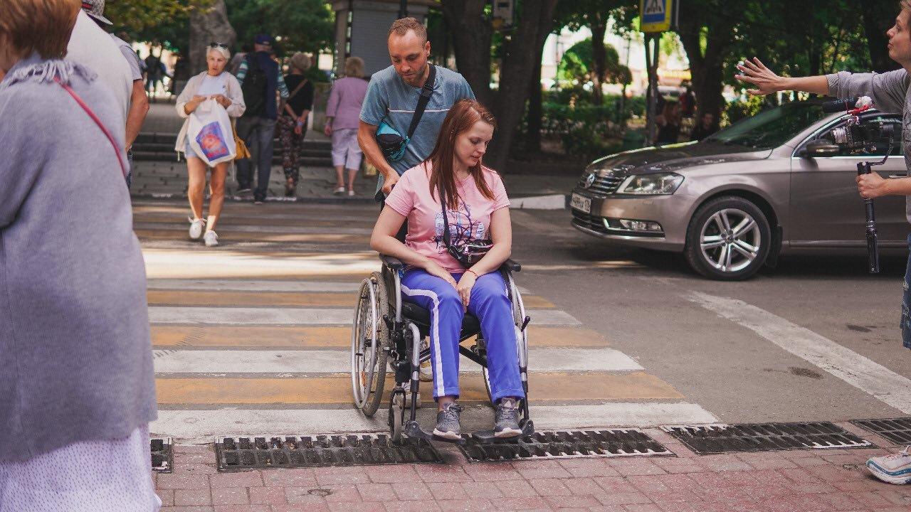 """""""Новые люди"""": Ялта оказалась труднодоступной для инвалидов, фото-5"""