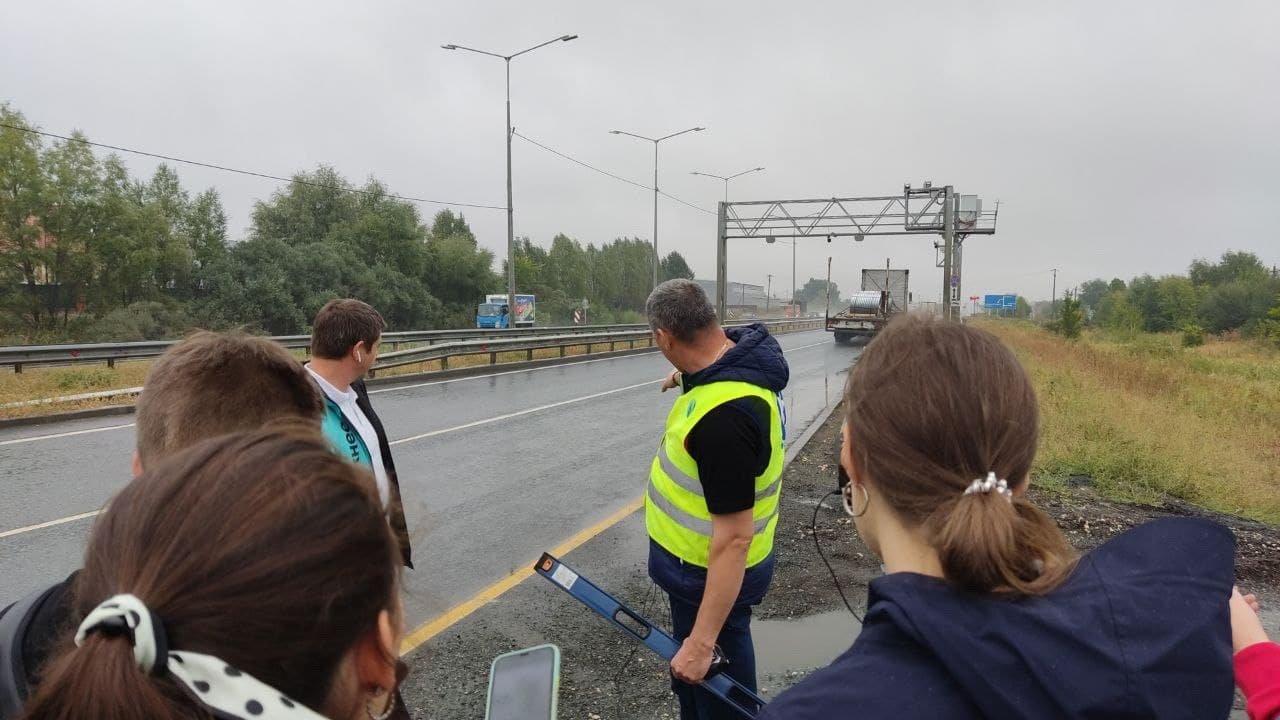 Антикоррупционный пробег в Крыму: Новые люди выявляют проблемы автогрузоперевозчиков, фото-2